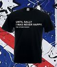 The Stone Roses Sally cinnamon Band T Shirt Tee Top Retro Mens Ian Brown Oasis
