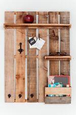 Kare Design Wandgarderobe Shabby Chic Garderobe DIY-Stil Stahl Tanne kreativ