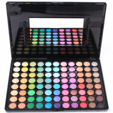 88 Colors Eye Shadow Makeup Cosmetic Shimmer Matte Palette Set For Women