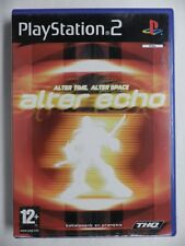 COMPLET jeu ALTER ECHO sur playstation 2 PS2 en francais spiel juego gioco spel