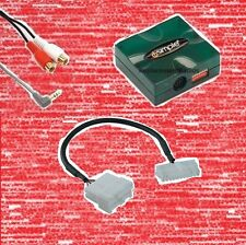 Corvette radio auxiliary audio input adapter. Add iPod, Android, mp3 player +