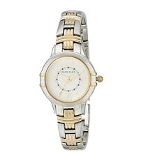 Anne Klein Watch * AK 1993SVTT Two Tone Gold & Silver Steel MOM17 COD PayPal
