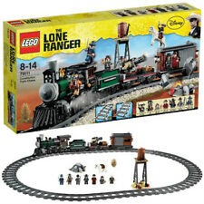 MAY 2013 LEGO LONE RANGER 79111 CONSTITUTION TRAIN CHASE *RETIRED, GREAT GIFT