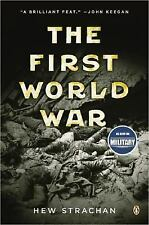 The First World War by Hew Strachan (2005, Paperback)