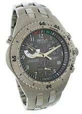 Sector 975 Chronograph Alarm Gray Dial Retail $1049