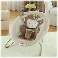 Fisher-price My Little SnugaMonkey Special Edition Deluxe Bouncer Music & Sounds