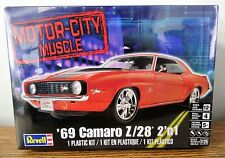 Revell Monogram 1969 Chevrolet Camaro Z/28 2'n1 Plastic Model Kit 1/25