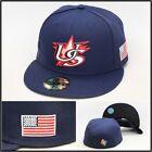New Era 59Fifty USA 2013 World Baseball Classic WBC Fitted Hat US United States