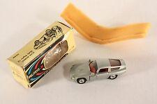 Politoys 516, Alfa Romeo Giulia Zagato TZ, silver, rare, Mint in Box     #ab680
