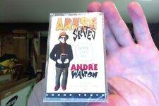 Andre Walton- Arise Skates- various artists- new/sealed cassette tape