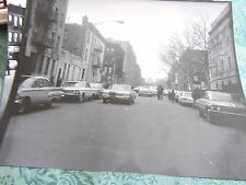 1966 St Johns Place from Classon Prospect heights Brooklyn NYC New York  Photo