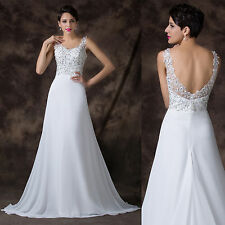 Long Evening Bridesmaid Party Wedding Bridal Formal Pageant Ball Gown Prom Dress