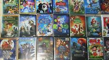 DVD E BLU RAY 3D WALT DISNEY PIXAR MARVEL avengers x-men ecc