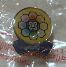 Pokemon TCG League Rainbow Badge Fire Red Leaf Green Pin 2006 Nintendo New