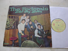 THE FEDERALS Same *MEGARARE ENGLISH 60s BEAT ONLY RELEASED IN RUMANIA 1965*