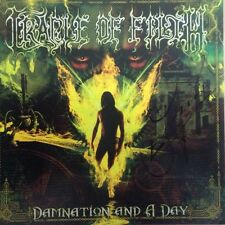 Cradle Of Filth - Damnation And A Day Signed Autographed Cd