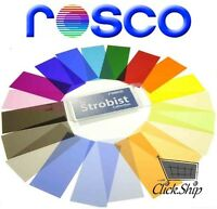 Genuine Strobist™ Collection by ROSCO 55 Pieces Gels On-Camera Flash Filter Kit