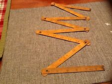 "Ultra-thin 48"" MADE IN GERMANY Folding Measuring Stick"