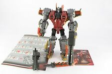 Transformers Planet X Summanus (Snarl) Dinobots Fall OF Cybertron Complete PX-03