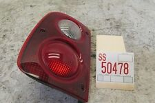 02 03 FREELANDER SE LEFT DRIVER REAR TAIL LIGHT LAMP BRAKE STOP LAMP OEM 12338