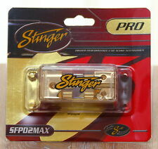 Stinger SFPD2MAX - 2-position Fused Distribution Block