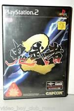 ONIMUSHA II 2 GIOCO USATO OTTIMO SONY PS2 EDIZIONE GIAPPONESE JAPAN NTSC/J 34493