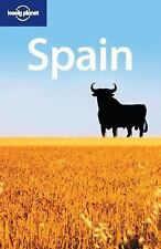 Lonely Planet Spain-ExLibrary
