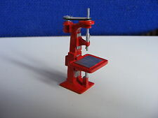 Drill Press - Machine Shop Equipment - 1:43 O Gauge Painted Metal Model