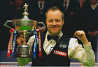 John HIGGINS SIGNED Autograph 12x8 Photo AFTAL COA Beftred SNOOKER Champion