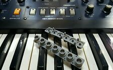 NEW Key Contact Set for Korg MonoPoly or SCI Six Trak. Full set of 7 new strips!