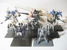 GUNDAM COLLECTION  (1/400 scale) figures lot Deep Striker etc BANDAI