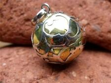 HARMONY BALL/CHIME BALL/ANGEL CALLER BALINESE 925 SILVER/BRASS PENDANT