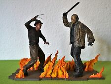 Freddy vs. Jason set action figures Nightmare Elm St.  Friday the 13th - NECA -