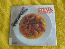 STEWS AND CASSEROLES BY JAMES MCNAIR - COLOR PICURES