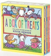 A Box of Treats: Five Little Picture Books about Lilly and Her Friends, Henkes,