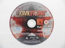 jeu seul HOMEFRONT sur playstation 3 PS3 en francais loose spiel juego gioco TBE