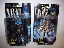 NEW! 1998 BATMAN + BATGIRL Legends of the Dark Knight: Detective Batman Vintage