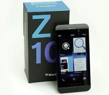 Blackberry z10 4g lte bbm working geinune box pack