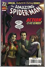 AMAZING SPIDER-MAN #583 MARVEL 1ST PRNT COUGARS COVER PRESIDENT OBAMA APPEAR NM-