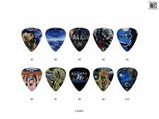 Iron Maiden Guitar Pick Set (10pcs)