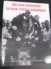 NBI Book 100 Jaar Autosport 50 jaar circuit Zandvoort, Buwalda, Dijkman, Stoel 2