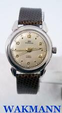 Vintage WAKMANN 17J Winding Watch by Lemania c.1940s* EXLNT* SERVICED