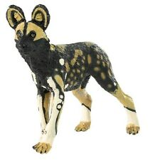 Safari 239729 African Wild Dog Animal Figure STYLE A