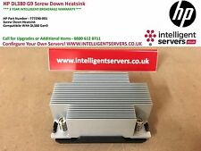 HP DL380 G9 Screw Down Heatsink  * 777290-001 *
