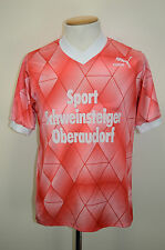 vtg 80s PUMA SOCCER FOOTBALL SHIRT RARE TOP TRICOT MAILLOT WEST GERMAN size M
