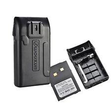 Wouxun AA Battery Case For KG-UVD1P KG-UV6D KG-679 Plus KG-689 KG-659 Radio New