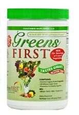 (12-pack) Greens First Powder Doctors For Nutrition (1 cs of 12 ) - 10 Ounce New