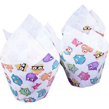 Buhos Muffin Tulip Wraps X24 Baking Cups