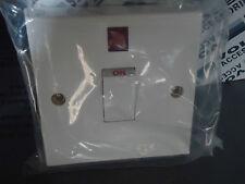 Volex 20amp dp + neon switch