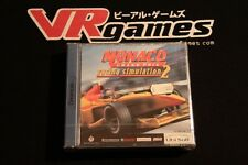 MONACO GRAND PRIX RACING 2 SEGA DREAMCAST PAL NUOVO SIGILLATO NEW SEALED